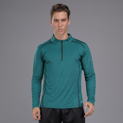 fitness suit night running suit men's and women's outdoor leisure loose training clothes