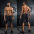 B11d men's shorts
