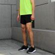 B18d-3 fluorescent green shorts