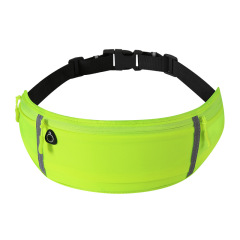 factory direct sales running Sports lycra waist bag for mobile phone