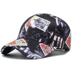 New street fashion baseball cap outdoor travel sun hat