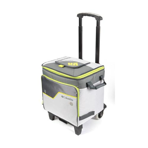 Large capacity thermal insulated picnic shopping  trolley cooler bag