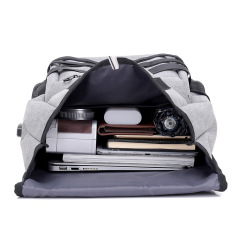 Casual  waterproof business & school backpack wiht USB