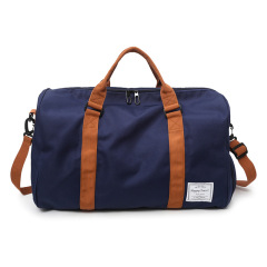 Travel Duffle Weekender Shoulder Bags  with Shoe Compartment