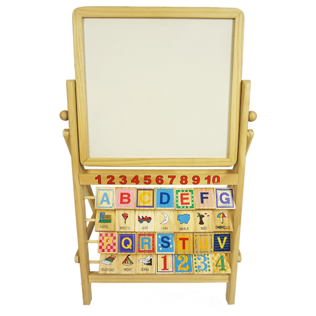 26 Letters Multifunction Copy an Easel