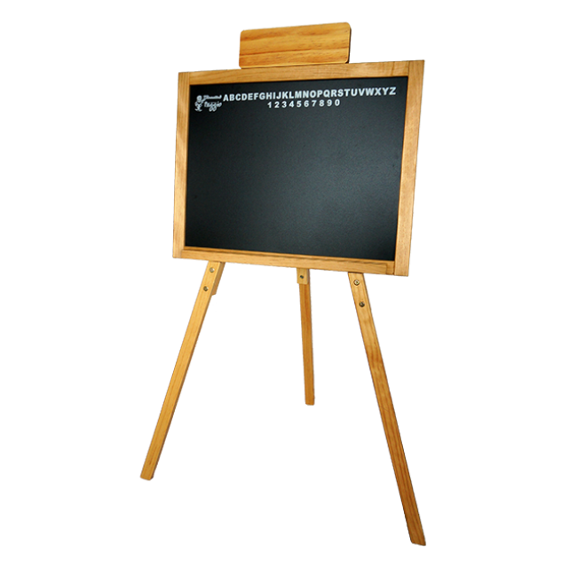 The Most Popular Children′s Triangle Easel