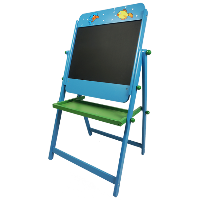 XL10138 Wood Chair Board / Drawings Messages / Desks for Kids Picture / Advertising Product / Sand Art Cards Folding Wooden Blackboard
