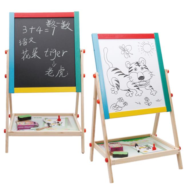 Children Wooden Board Painting Board