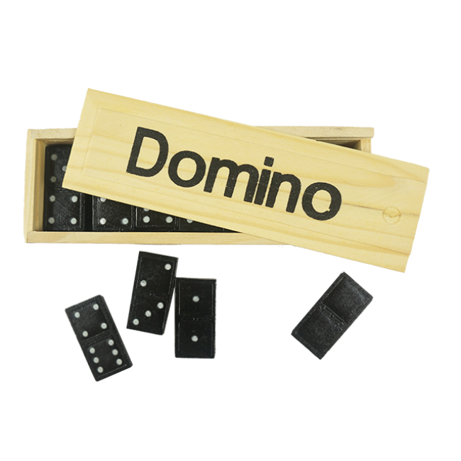 Small Wooden Toys Domino