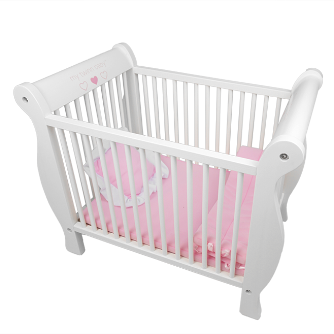 XL10216 Wooden Play House Baby Bed