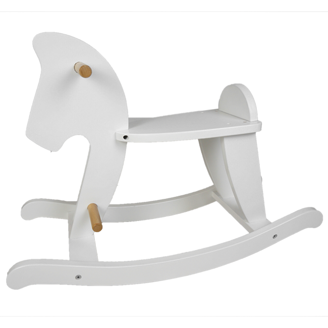 XL10224 Children′s Entertainment Toys Wooden Trojan Children Toys Hobbyhorse