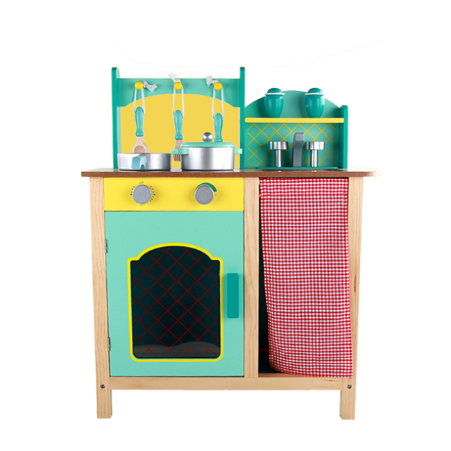 One of The Most Popular High Quality Wooden Kitchen Toys