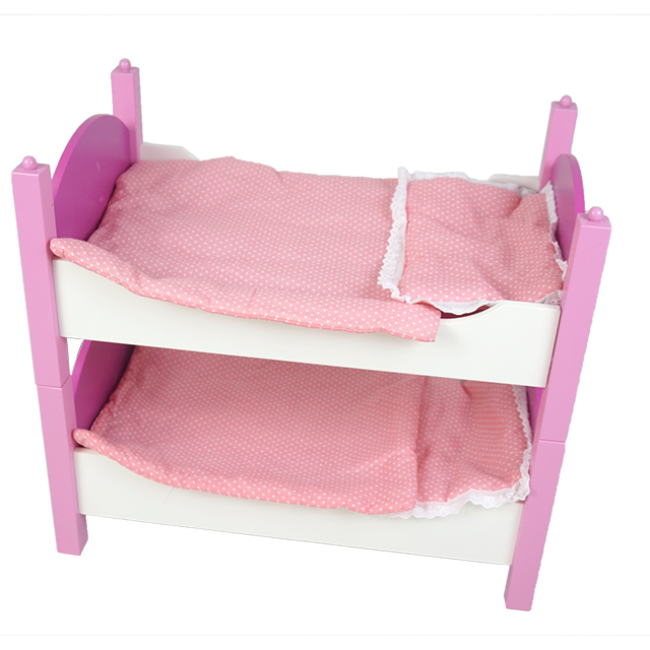 XL10221 Children Bed Bunk Bed Educational Toys Pink Baby Bed Toys