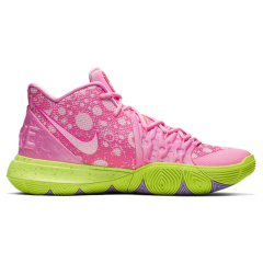 2019 discout Kyrie 5 pink Basketball Shoes SpongeBob Square Pants newest colors x Nike Kyrie 5 Kyrie Shoes Basketball Shoes Irving 5s V Men's Sports Sneakers