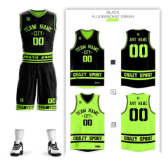 Custom DIY basketball jerseys Set Double-side Uniforms kits Mens Child Youth Reversible Basketball shirts shorts clothes Sportswear