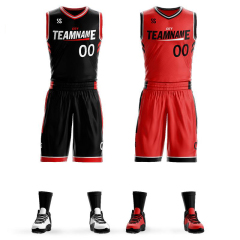 Custom mens basketball jerseys for Kids & Adult College Basketball Uniforms team sport jerseys basketball sets clothes cheap diverse designs sport