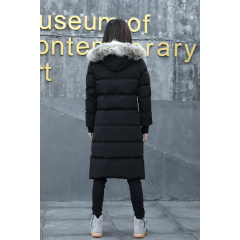 Canada Goose women Winter coat Fashion Designer Parkas Canada Black White Colorful Warm Hooded Zipper Coats Winter Classical warm and wind-proof long jackets