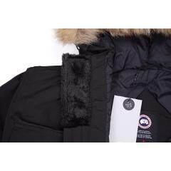 New Canada Goose men women winter warm coats expedition hoodies coyote jackets Cold proof coats medium long