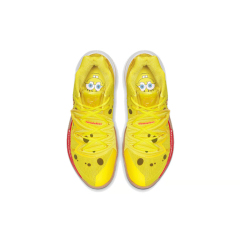 2019 Kyrie 5 Basketball Shoes SpongeBob Square Pants newest colors x Nike Kyrie 5 Kyrie Shoes Basketball Shoes Irving 5s V Men's Sports Sneakers