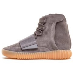 Yeezy 750 Boost Kanye NEN West 750 OG Boost Buckskin Fashion Ankle Boots Men's Sport Shoes women Outdoor boots Professional Kange West  Hot Selling Skateboard Shoes High Sneaker Luminous gray 36-50