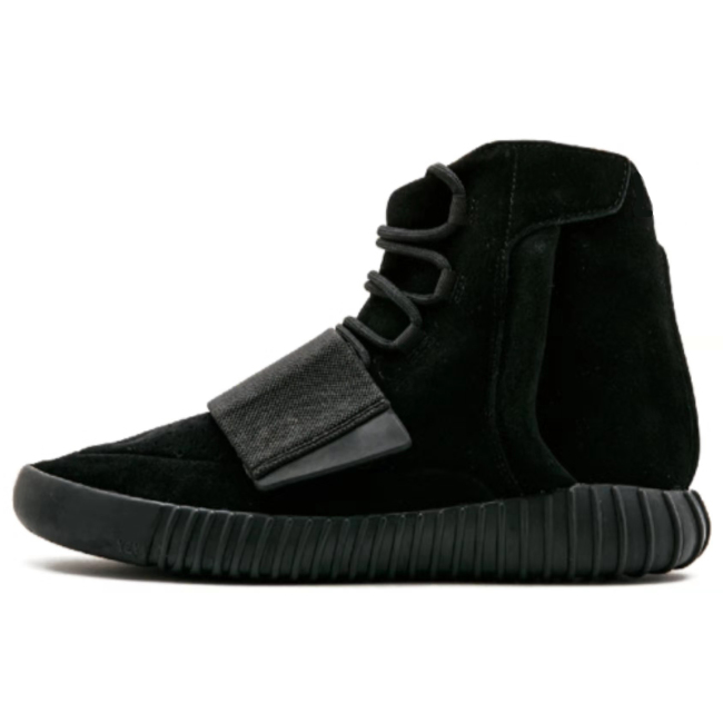 Yeezy 750 BoostKanye NEN West 750 OG Boost Leather Fashion Ankle Boots Men's Sport Shoes women Outdoor boots Professional Kange West Hot Selling Skateboard BreathableShoes High Sneaker Black