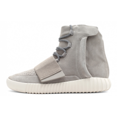 New Mens Yeezy 750 Boost Blackout Outdoors Sneakers Kanye West shoes Hot Selling 750s Skateboard Shoes High Sneaks Black 36-50