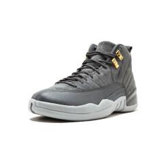 Wholesale Air Jordan 12 Bordeaux Basketball Shoes Men Sport Shoe Bordeaux 12s Sports Athletic Trainers High Quality Sneakers Carbon black gray