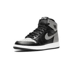 Air Jordan 1 Retro High BG Shadow AJ1 basketball shoes JORDAN 1 Travis Chicago Scotts X Banned Game Basketball Sneaks Royal Banned Men Women 1s man sports shoes Gray-Black