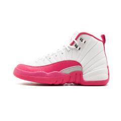 Wholesale Air Jordan 12 Bordeaux Basketball Shoes Men Sport Shoe Bordeaux 12s Sports Athletic Trainers High Quality Sneakers Pink White
