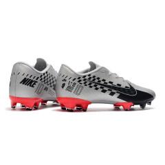 Hot Men Mercurial Vapors XIII PRO FG soccer shoes CR7 Ronaldo Neymar NJR SHHH 13 360 Low Ankle breathable Football Shoes Size 39-45