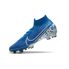 Wholesale mens soccer shoes flyknit 360 Mercurial Superfly 7 Elite SG-PRO AC soccer cleats cheap CR7 football boots Mercurial Vapors 13 Elite SG