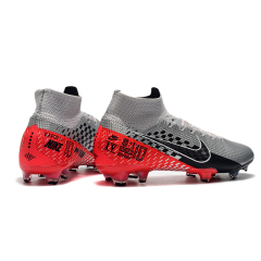 Wholesale mens soccer shoes flyknit 360 Mercurial Superfly 7 Elite SG-PRO AC soccer cleats waterproof CR7 football boots Mercurial Vapors 13 Elite SG