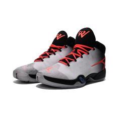 New Air Jordan 30 basketball shoes Jordan XXX breathable men AJ 30 sport sneakers Wear-resistant combat trainer sneakers Blue Red