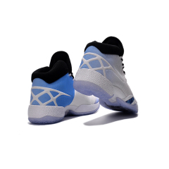 New Air Jordan 30 basketball shoes Jordan XXX breathable men AJ 30 sport sneakers Wear-resistant combat trainer sneakers Blue White 关键词Nike Air Jordan 30,AJ 30 sport sneakers,trainer sneakers, Jordan XXX