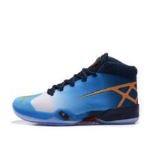 New  Air Jordan 30 basketball shoes cool Jordan XXX breathable men AJ 30 sport sneakers Wear-resistant combat Practical sport boots Sky Blue 40-46