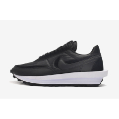 Hot sale Sacai X LDV Waffle top quality Casual Shoes Daybreak Trainers Mens Sneakers For Women designer Tripe S Sports Running Shoes Size Eur 36-45 Black