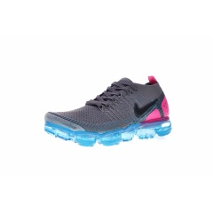 Wholesale Air VaporMax 2.0 Flyknit Breathable Athletic running shoes 2019 Air 2.0 Triple women Sport Sneaker Size 36-45 Grey Pink