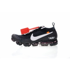 Discount Air Vapormax Max 2.0 OFF-WHITE X Sneakers breathable Running Shoes for Mens Women Limited Release Triple White Black Sneakers vapormax  2.0