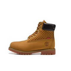 2019 New boots Classic men women Designer waterproof casual Shoes Sneakers breathable Trainers half boots Wheat yellow