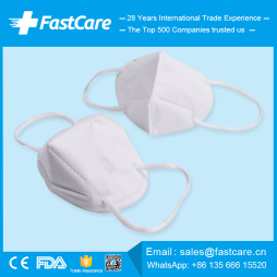 kn95 disposable respiratory face mask