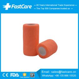self sticking bandage