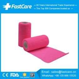 sticky bandage wrap