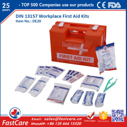 DIN 13157 Workplace First Aid Kits