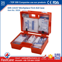 DIN 13157 Workplace First Aid Cases
