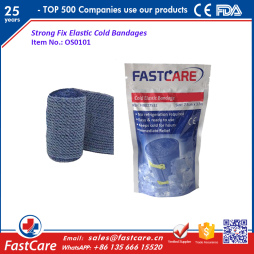 Strong Fix Elastic Cold Bandages