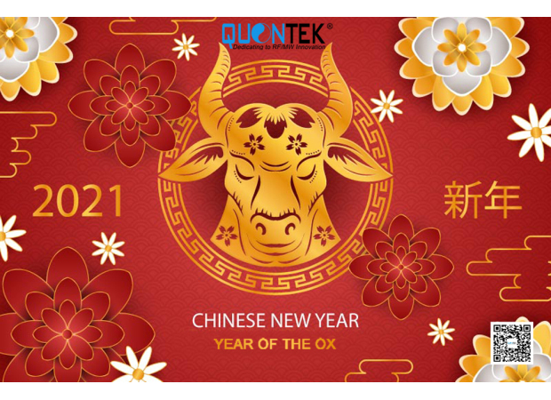 Happy Chinese New Year of 2020!--OX year!