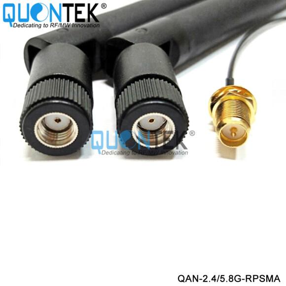 QAN-2.4/5.8G-RPSMA
