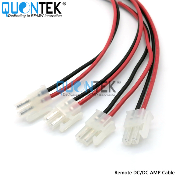 Remote DC/DC AMP Cable111002