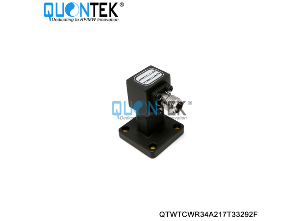 New Product:Waveguide to coaxial adapter,21.7-33GHz,WR34/2.92-K