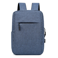 Millet printed backpack men's 15.6 inch computer backpack multi function USB charging anti theft business bag customization